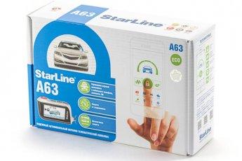 StarLine-A63-ECO001