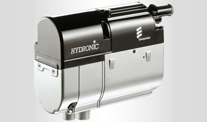 Eberspächer Hydronic D4WSC 12V